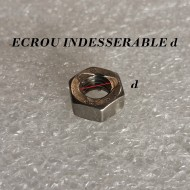 ECROU INDESSERABLE M6