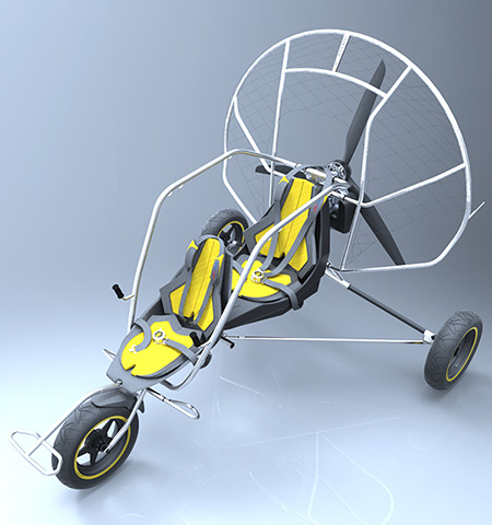 Funflyer2, the renewal of a best seller | Adventure Paramotor